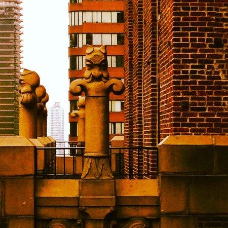 The Lexington New York City, Autograph Collection: On the balcony