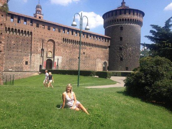 Castello Sforzesco: Super!!! Wie in Milaan komt moet dit zeker gezien hebben ��