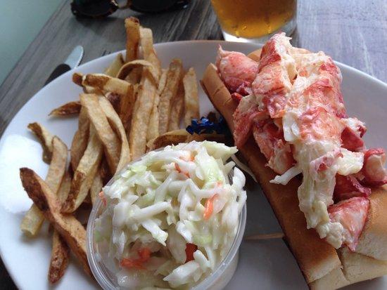 Bartley's Dockside Dining: Lobster Roll