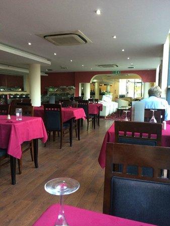 Ramada Oldbury Birmingham: Dining Room
