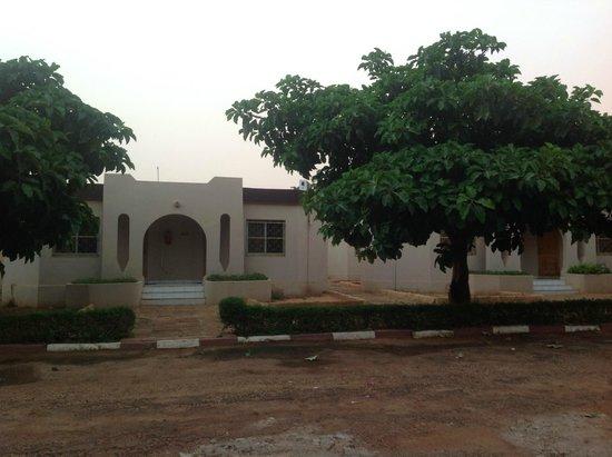 Hotel du Sahel: Bungalow