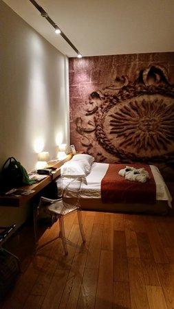 Aire Hotel & Ancient Baths: Junior Suite sol porto carrero