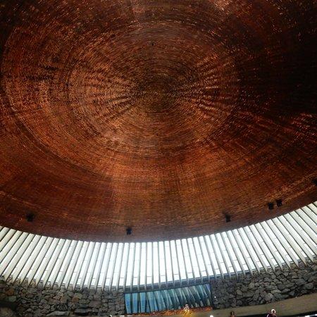 Iglesia de Piedra: Ceiling