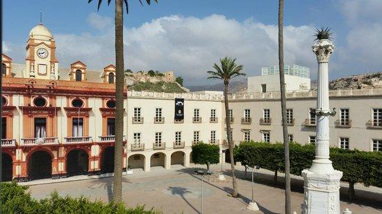 Aire Hotel & Ancient Baths : Vista desde los balcones de la habitacion