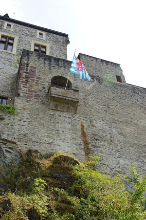 Chateau de Vianden: Beautiful Chateu
