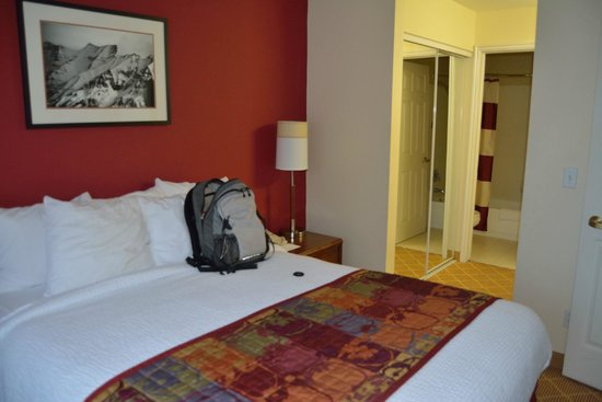 Residence Inn Provo : One of two bedrooms