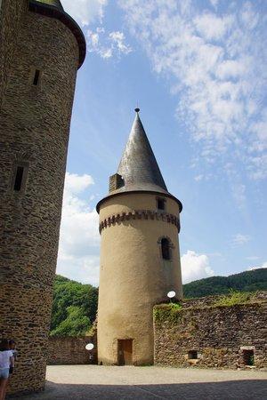 Chateau de Vianden: Castle tower