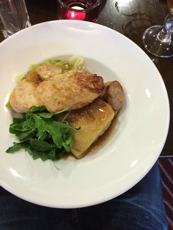 Jurys Inn Bradford: Lemon Chicken Main