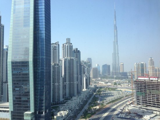 The Oberoi, Dubai: view from the room !!!!!