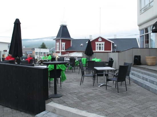 Hotel Kea by Keahotels: Outdoor Bar