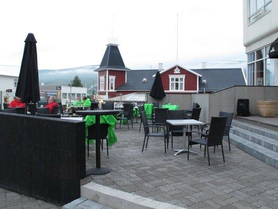 Hotel Kea by Keahotels : Outdoor Bar