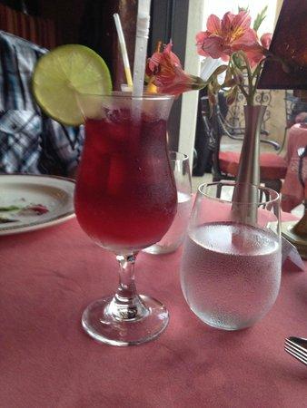 Secrets Maroma Beach Riviera Cancun: Sangria
