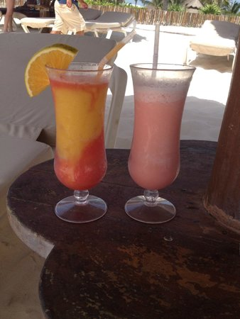 Secrets Maroma Beach Riviera Cancun: MangoTango and Piyay became our faves!