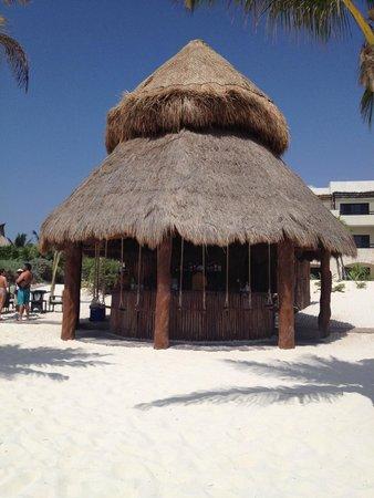 Secrets Maroma Beach Riviera Cancun: Beach bar