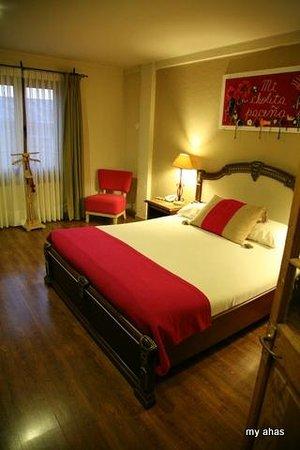 Hotel Rosario La Paz : Room 103