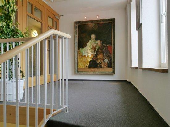 Dom Hotel Treppenhaus