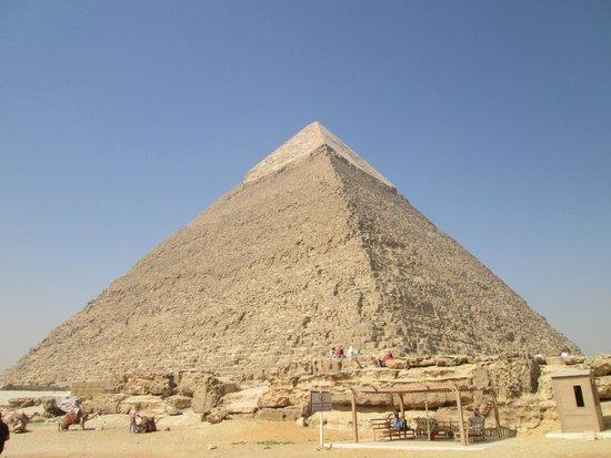 Pyramids of Giza: giza