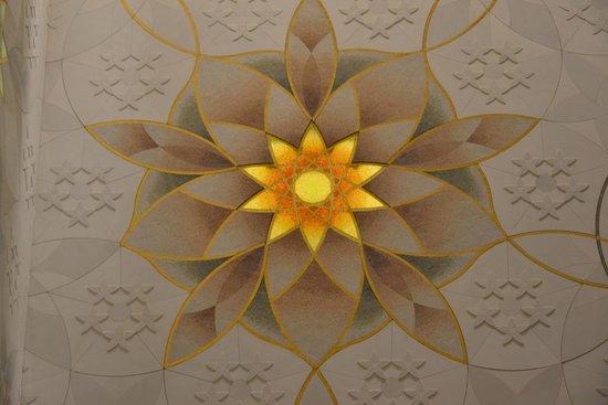 Scheich-Zayid-Moschee: inspiração