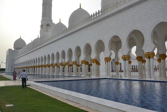 Scheich-Zayid-Moschee: bom gosto