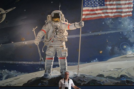 National Air and Space Museum: ACCES LUNE
