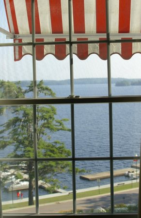 Windermere House Resort & Hotel : You cannot take photos from here but it's nice see