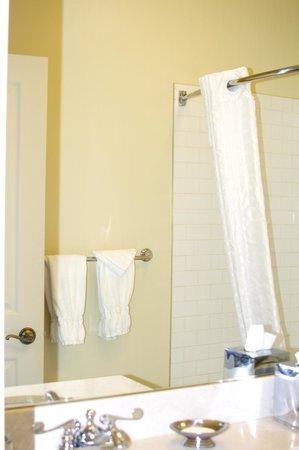 Windermere House Resort & Hotel: clean bathroom