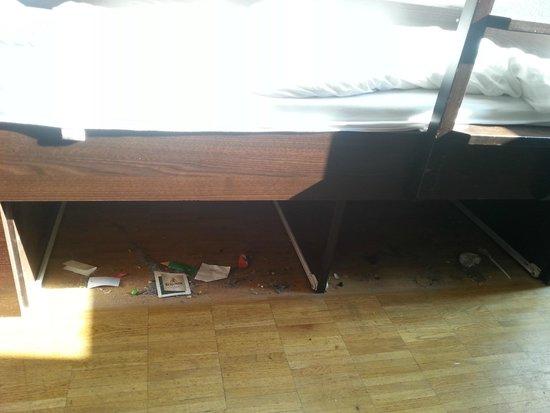 MEININGER Hotel Berlin Hauptbahnhof: situazione igienica all'interno della stanza
