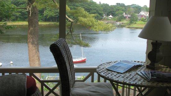 Bufflehead Cove Inn: view from our room