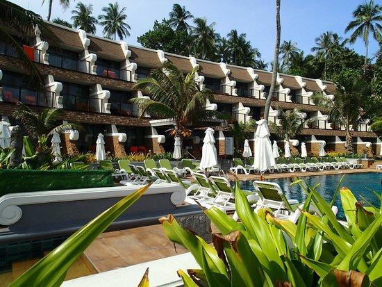 Beyond Resort Karon: l hotel