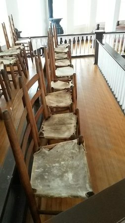 Old Monroe County Courthouse and Heritage Museum: The Cheap Seats