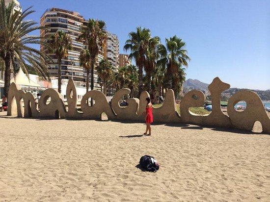 Playa de La Malagueta: Cool