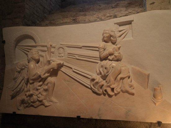Basilica Papale San Francesco D'Assisi: Annunciazione