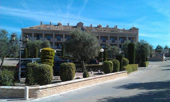 Hotel Cigarral Domenico : Территория отеля