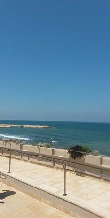 Hilton Tel Aviv: Beach front