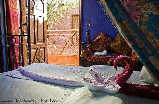 Alf Leila Boutique Hotel.: The Indigo Room