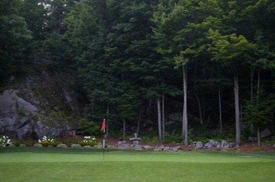 Windermere House Resort & Hotel: The Windermere Golf Course is beautiful