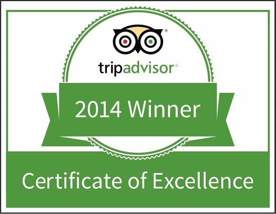 Alf Leila Boutique Hotel.: Certificate of Excellence