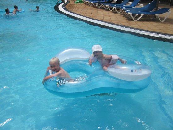 Hotel Floresta: pool area