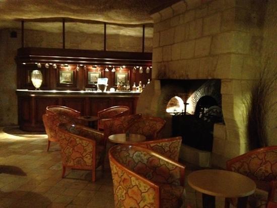Les Hautes Roches : bar