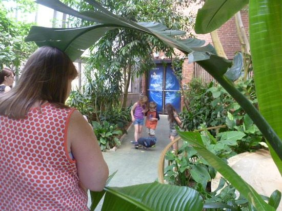 National Aviary: Exotic friends