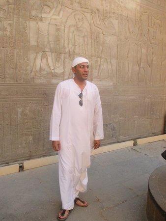 Memphis Tours: AHMED HAMED NUESTRO GUIA ESTRELLA