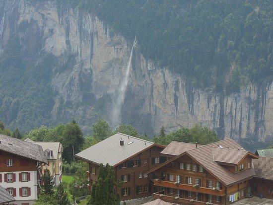 Hotel Caprice: View