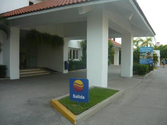 Comfort Inn Puerto Vallarta : Hotel