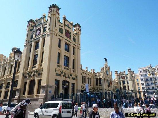 Estación del Norte: Estacion del Norte - Valencia