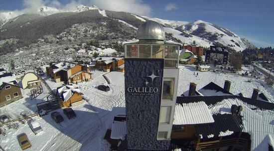 Galileo Boutique Hotel - Base del Cerro Catedral