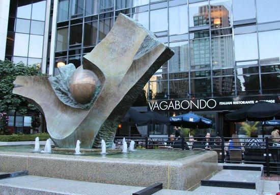 Vagabondo Italian  Ristorante & Lounge : Vagabondo Patio