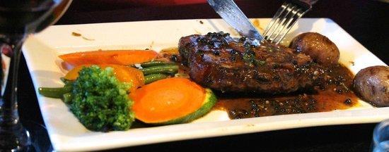 Vagabondo Italian  Ristorante & Lounge : Vagabondo steak