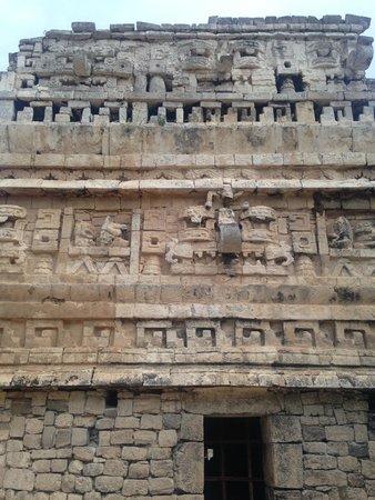 Kukulcan Pyramid: otra ruina maya