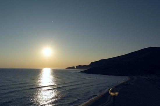Viva Cala Mesquida Resort & Spa: Levé de soleil