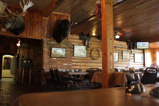 Rusty's Ranch House : Rustique et western, ambiance country garantie